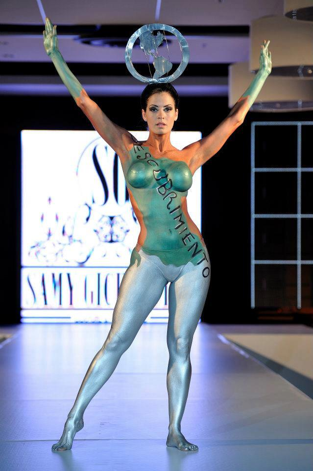 Quality Paint And Body >> Colombia Body Painting Collection | Body Painting in Miami